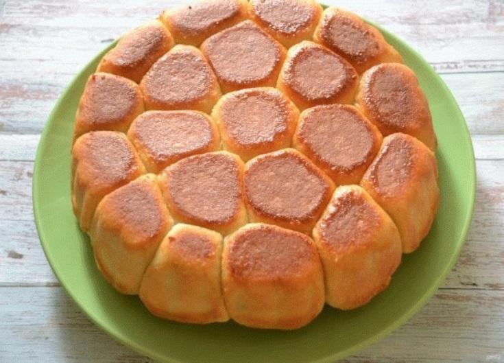 Чудесный пирог Разборник с вареньем