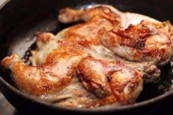 Секреты приготовления цыпленка табака