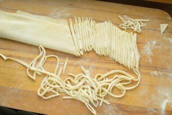 Лучший рецепт вкусной домашней лапши