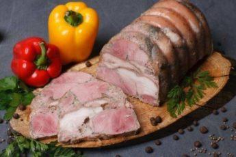 Приготовьте мясо из рульки «Чесночное» так, чтобы все ахнули