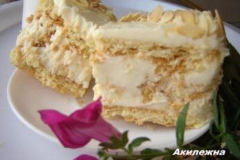 Невероятно вкусный киевский торт »Акилежна»