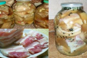 Рецепт обалденного соленного сала. Все дело в рассоле
