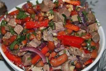 Этому рецепту нет равных — cалат «Тбилиси»
